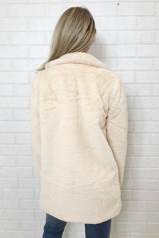 ASHA Big Ted Jacket Cream 33572