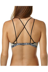 STUSSY Boss Mesh Triangle Top Nude 30469