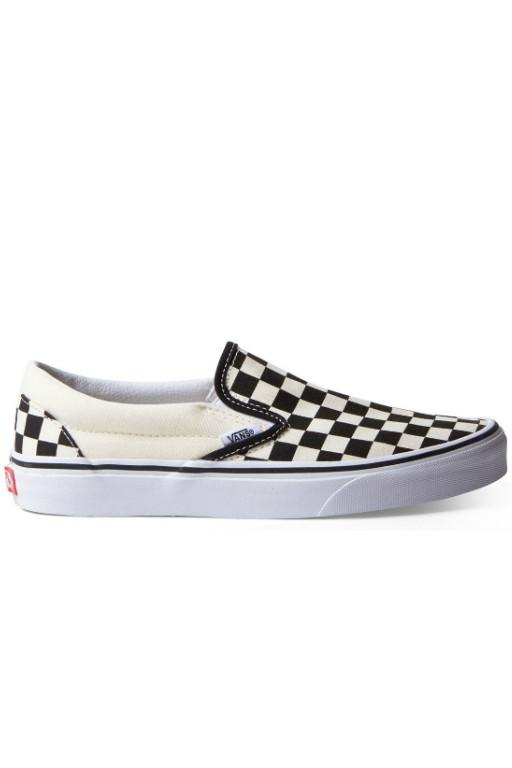 VANS Classic Checkerboard Slip-On Black/White 1889