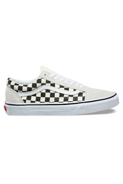 VANS Old Skool Checkerboard White/Black 32366