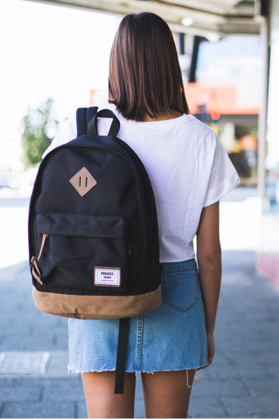 PROJECT URBAN Colonial Backpack Black 31504