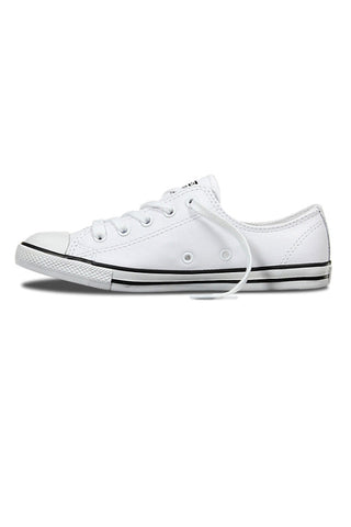 CONVERSE Dainty Leather Ox White 23311