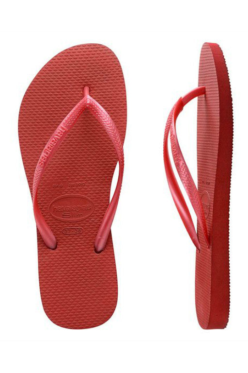 HAVAIANAS Slim Metallic Red 27672