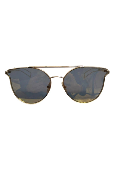 ASHA Iconic Sunglasses Gold 32436