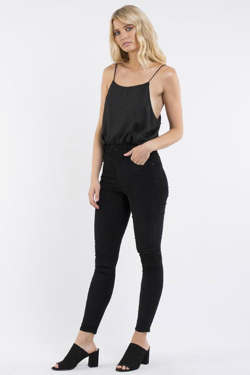 JORGE In Love Bodysuit Black 32811