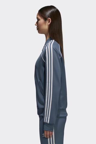 ADIDAS SST Track Jacket Dark Steel 33115