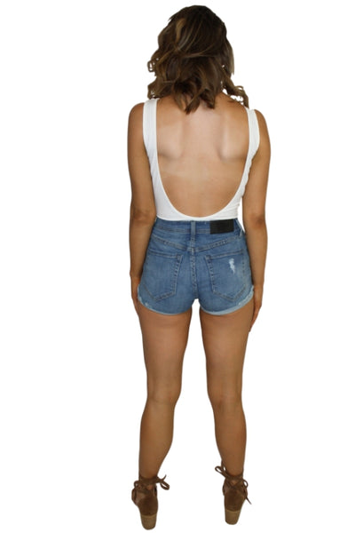 TOKYO JOE DENIM CO Kendall Denim Short Light 32709