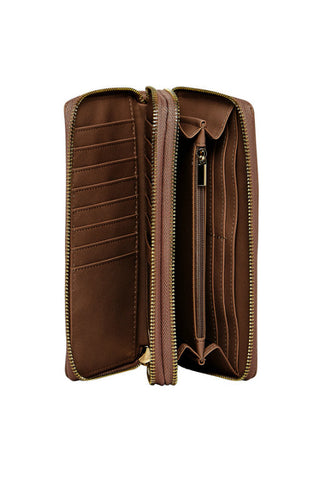 URBAN ORIGINALS Never Ending Wallet Brown 31844