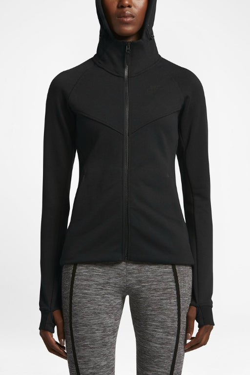 NIKE Sportswear Tech Fleece Hoodie Black 33401