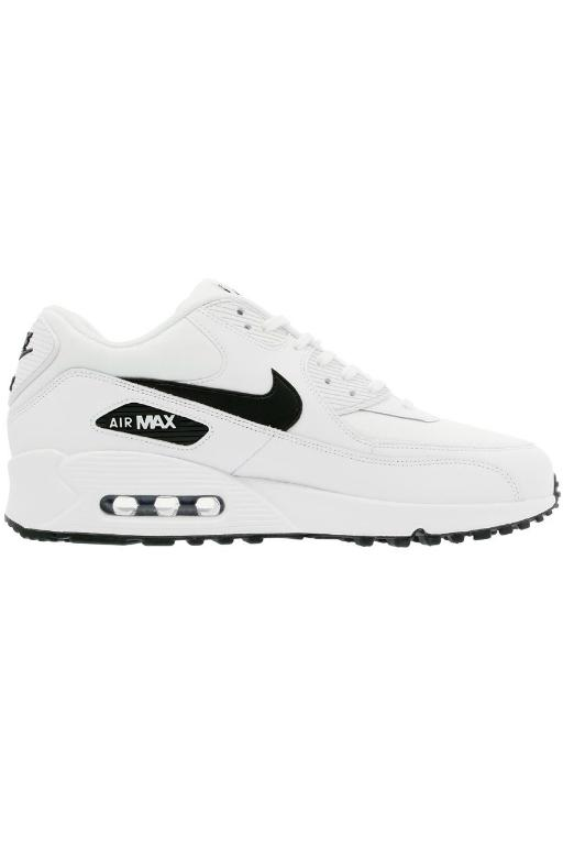 NIKE Air Max 90 White/Black 9228