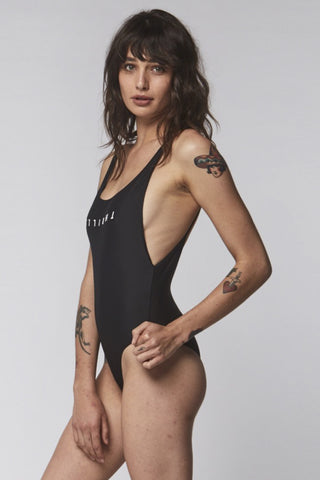 THRILLS Classic One-Piece Black 32240