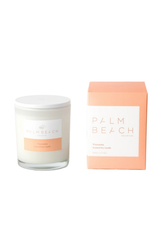 PALM BEACH COLLECTION  Standard Candle Watermelon 28088