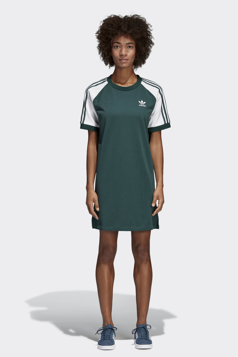 ADIDAS Raglan Dress CGreen 33114