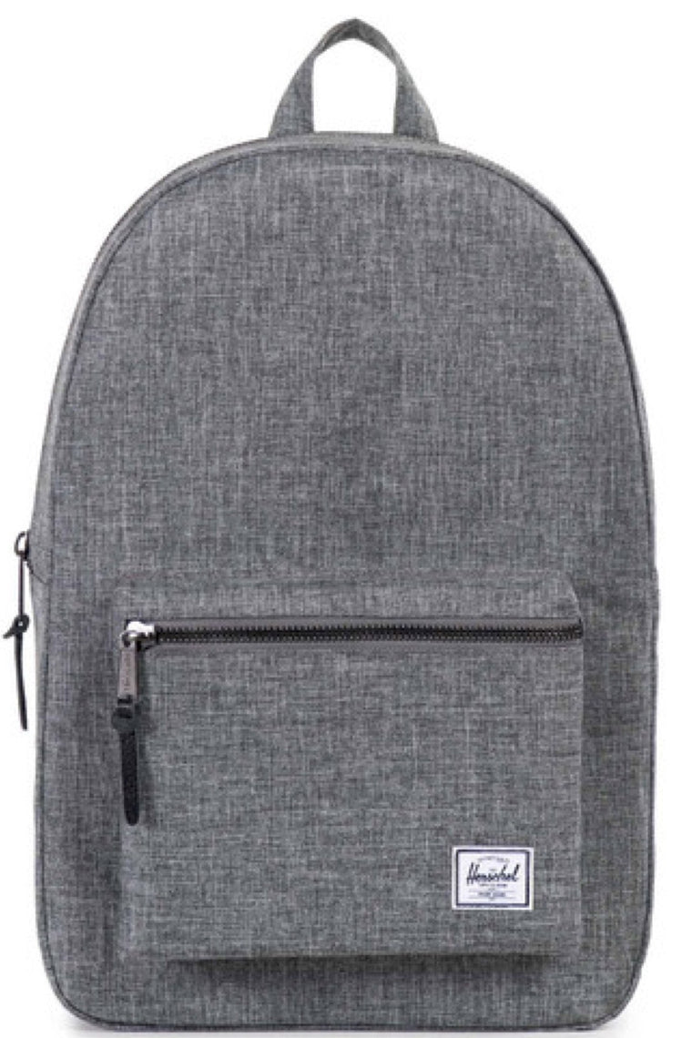 HERSCHEL Settlement Backpack Raven 20191
