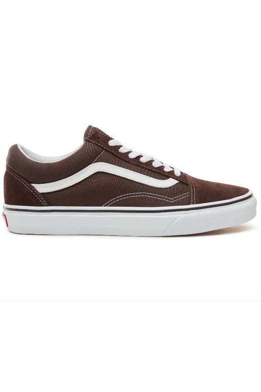 VANS Old Skool Chocolate Torte/True White Brown 34366