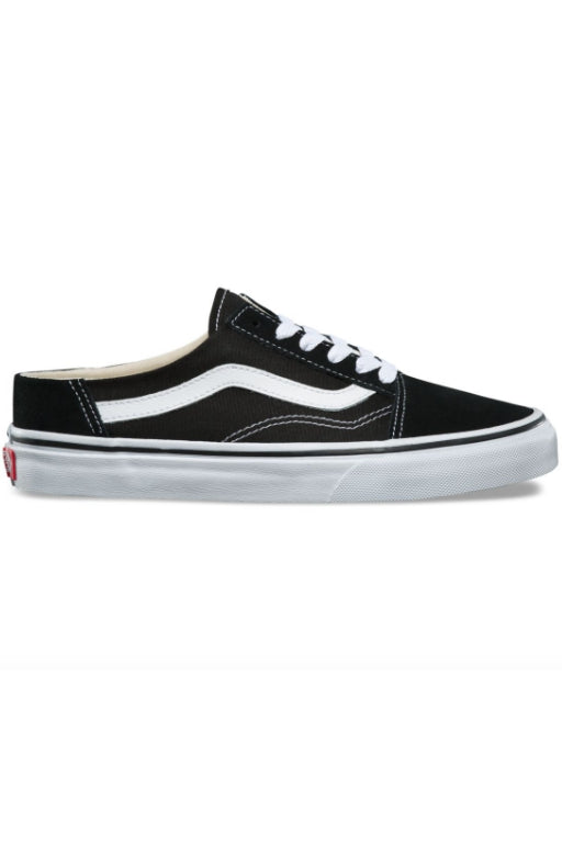 VANS Old Skool Mule Black/White 33719