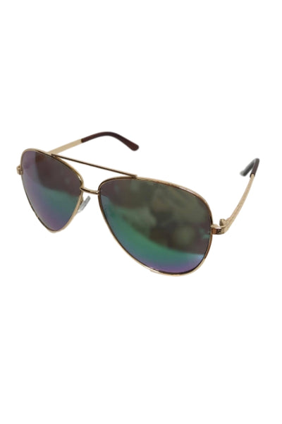 ASHA Whatever Sunglasses Purple/Green 32449