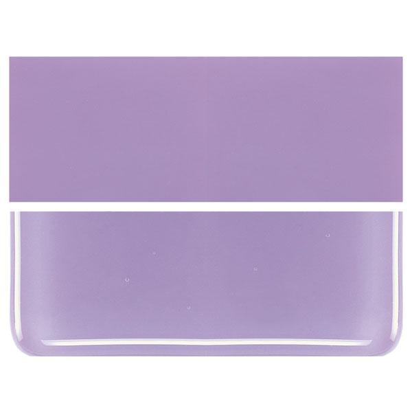 Neo-Lavender COE 90 Bullseye 3mm Sheet Glass 3 Inch Square 028-142-3INSQ