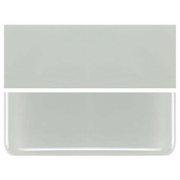 Driftwood Gray COE 90 Bullseye 3mm Sheet Glass 3 Inch Square 007-132-3INSQ