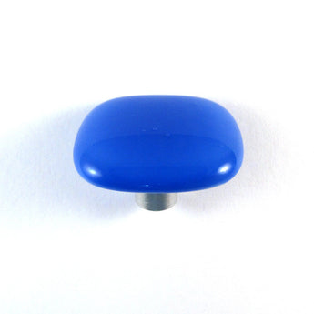 ... 025 Cobalt Blue Glass Cabinet Knob ...
