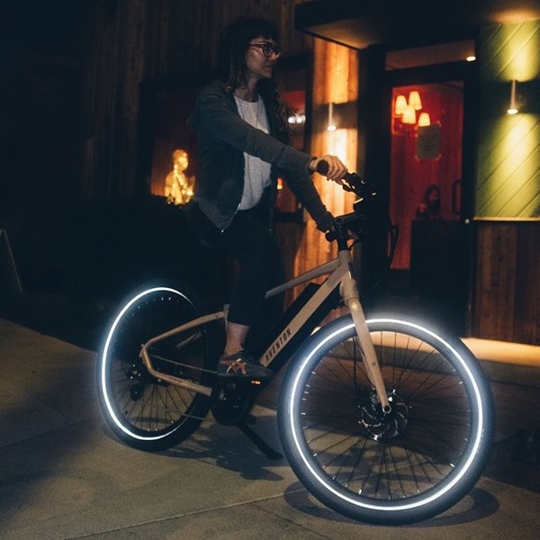 Aventon Pace 500 48V Step-Through Commuter Cruiser eBike Lifestyle2