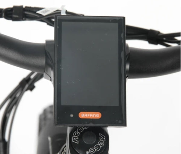 Biktrix Juggernaut Ultra 1000W Pro Fat Tire Mid-Drive eBike LCD Display