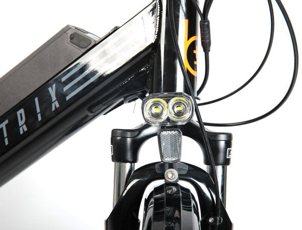 Biktrix Swift 1000W 48V Step-Through Cruiser eBike Integrated Headlight