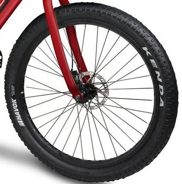 Emojo Panther 500W 48V Hybrid Cruiser Step-Through eBike Tires