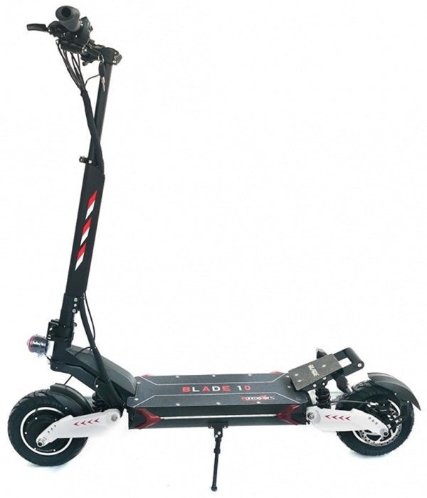 GreenBike - Electric Motion Blade 10 1200W 48/60V Folding Electric Scooter Left Side