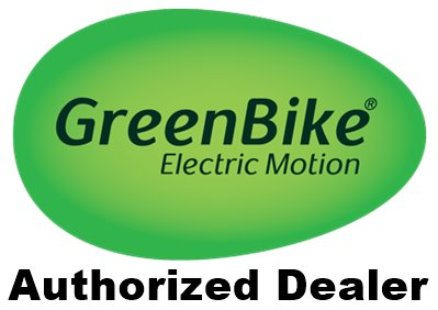 GreenBike - Electric Motion Logo Authorized Dealer