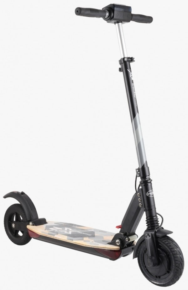 GreenBike - Electric Motion X3 350W 36V Folding Electric Scooter Front Right Side