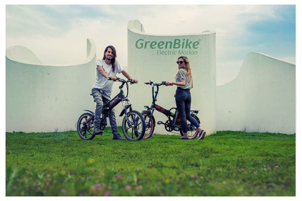 GreenBike - Electric Motion Lifestyle