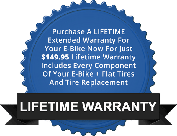 X-Treme Lifetime Extended Warranty