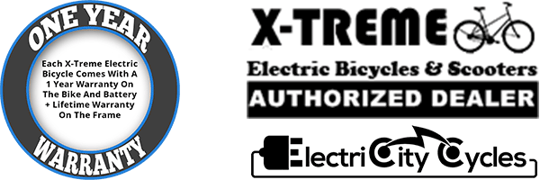 X-Treme Authorized Dealer 1 Year Warranty