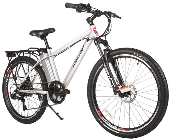 X-Treme Trail Maker Elite 24V Mountain Commuter eBike Aluminum Right Side Angle