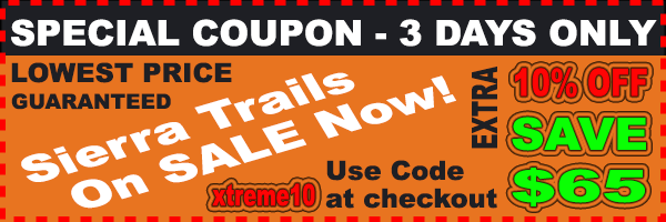 X-Treme Sierra Trails 24 Volt Mountain eBike Sale 10% Percent Off