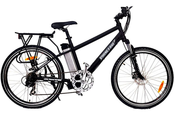 X-Treme Trail Maker Elite Mountain Commuter eBike Right Side