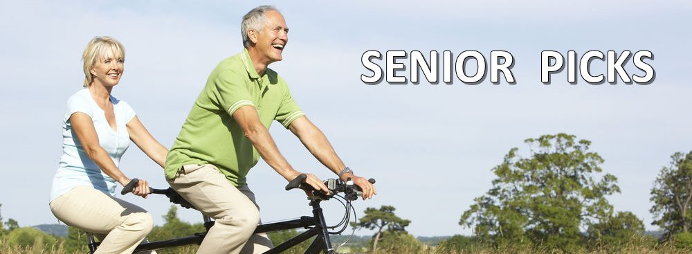 Senior Picks - Best electric bicycles for Seniors at ElectriCity Cycles