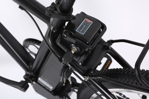X-Treme Trail Maker Elite Max 36 Volt Mountain eBike Lightweight Removable Lithium Battery