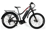 Biktrix Juggernaut Ultra 1000W Fat Tire Mid-Drive eBike Satin Black Right Side