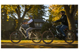 Biktrix Stunner 750W Cruiser Step-Through Mid Drive eBike Lifestyle