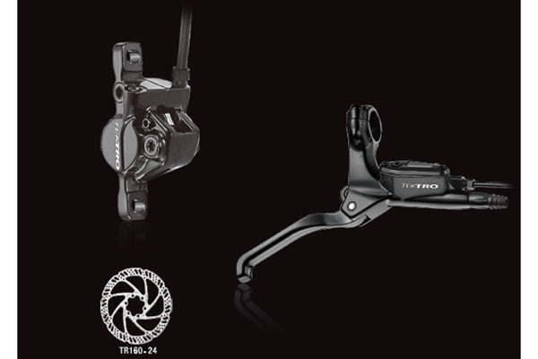 Tektro HD-E350 Hydraulic Brakes for Biktrix eBikes - ElectriCity Cycles