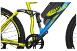 Emojo Cougar 48V 500W Full Suspension Mountain eBike Rear Shock