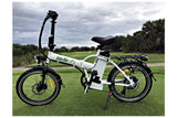 Green Bike USA GB1 Folding Commuter eBike Lifestyle
