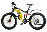 GreenBike - Electric Motion Enduro PHAT 750W 48V Full Suspension Mountain eBike Left Side