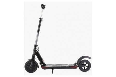 GreenBike - Electric Motion X2 350W 36V Folding Electric Scooter Left Side