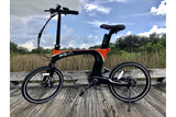 Green Bike USA GB Carbon Light Folding eBike Lifestyle 2
