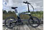 Green Bike USA GB Carbon Light Folding eBike Lifestyle 3
