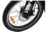Green Bike USA GB1 Folding Commuter eBike puncture resistant tires