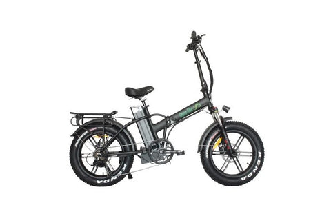 Green Bike USA GB1 Mag 750W Fat Tire Folding eBike Right Side